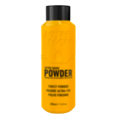Nish Man Barber Talc Powder 180g (új)
