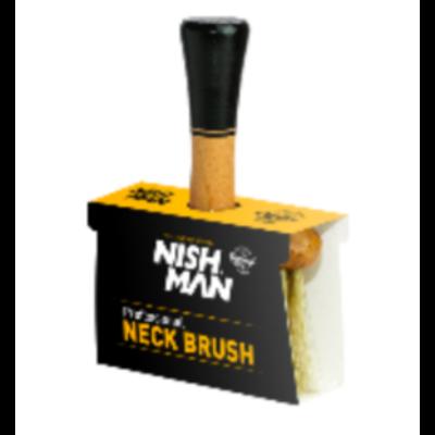 Nish Man Neck Brush (új)