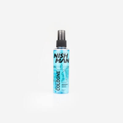 Nish Man After Shave Lotion Cologne 01 Antarctica 150ml