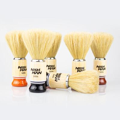 Nish Man Midi Professional Shaving Brush borotvapamacs