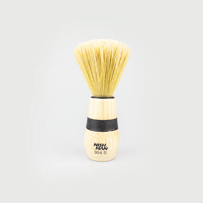 Nish Man Neck Brush (954) Synthetic Bristle nyakszirt kefe