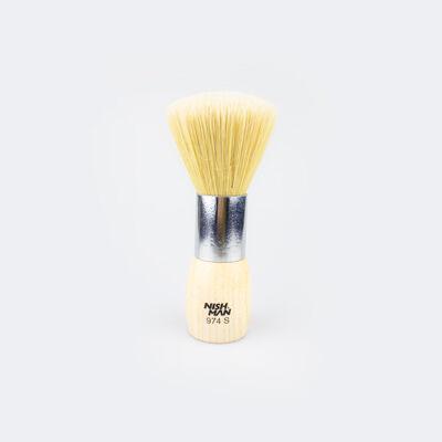 Nish Man Neck Brush (974) Synthetic Bristle nyakszirt kefe