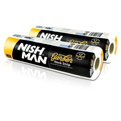 Nish Man Barber Neck Strips nyakpapír (5 tekercs/csomag)