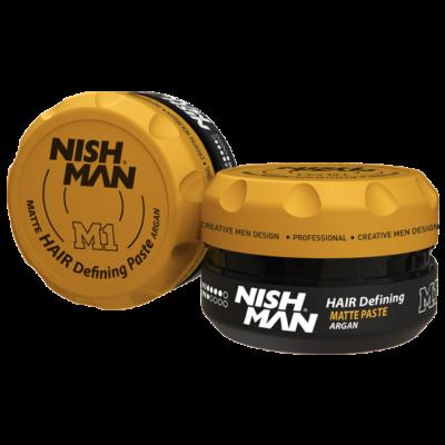 Nish Man Defining Matte Paste 100ml