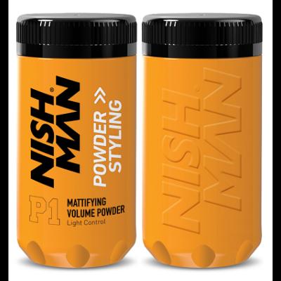 Nish Man Mattifying Volume Powder 20g
