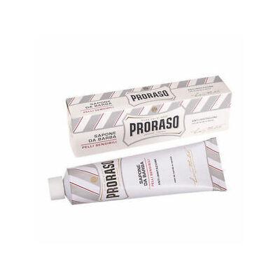 Proraso Shaving Cream White borotválkozó krém 150ml