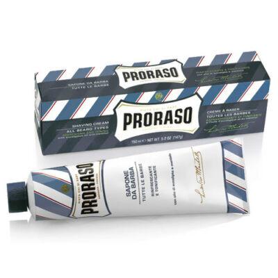 Proraso Shaving Cream Blue borotválkozó krém 150ml