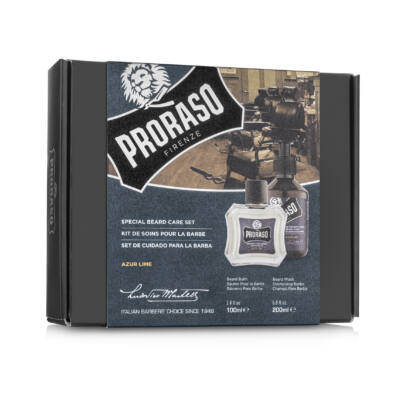 Proraso Duo Gift Pack Beard - Azur Lime - Wash & Balm