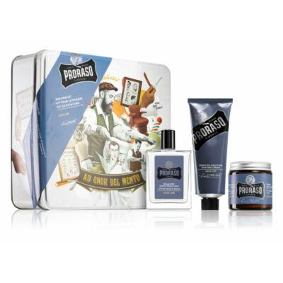 Proraso Vintage Shaving Kit Azure Lime ajándékszett