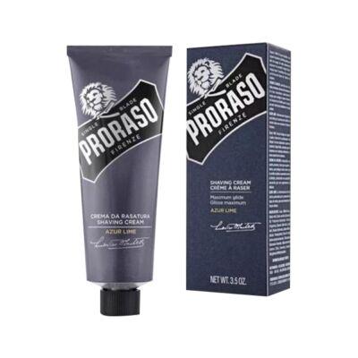Proraso Shaving Cream Single Blade Azur Lime borotvkrém 100ml