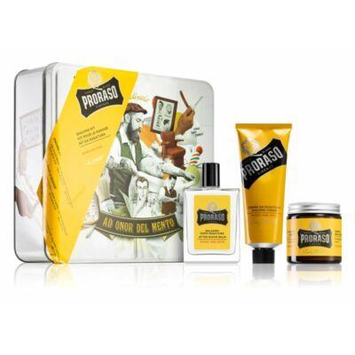 Proraso Vintage Shaving Kit Wood & Spice ajándékszett