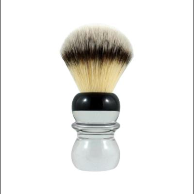 "RazoRock BC ""Silvertip"" Plissoft synthetic shaving brush - 24mm Knot"