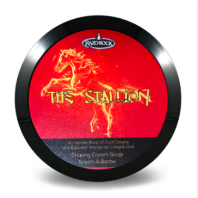 RazoRock Stallion Shaving Soap 150mll