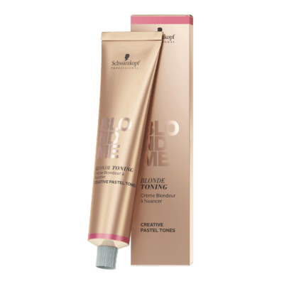 BlondMe Bond Enforcing Blonde Toning T- Homok 60 ml.