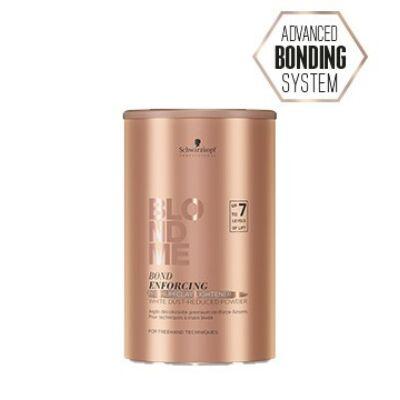 BlondMe Premium Clay Lightener szőkítőpor 7+ 350g