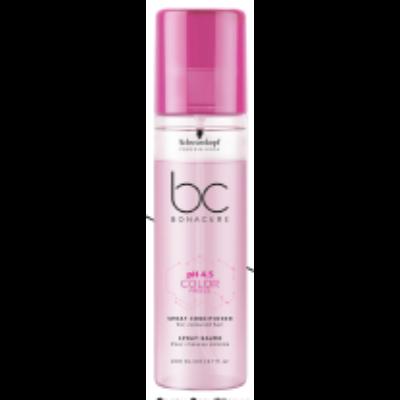 Bonacure Ph 4.5 Color Freeze  Színvédő Spray Balzsam 200ml