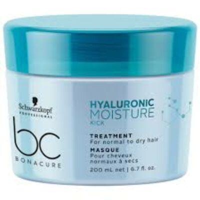 Bonacure Hyaluronic Moisture Kick Hidratáló Pakolás 200ml