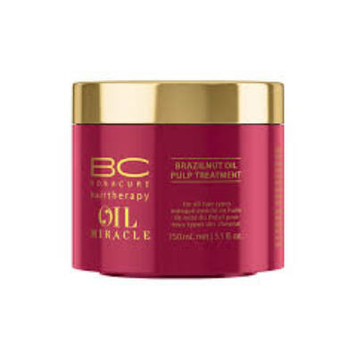 Bonacure Oil Miracle Brazilnut Oil Pulp Treatment Hajpakolás 150ml