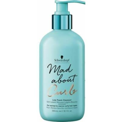 Mad About Curls Low Foam Cleanser sampon 300ml