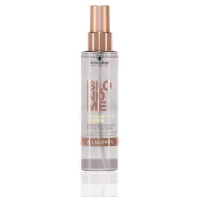 BlondMe Detoxifying System kétfázisú kötéserősítő hajvédő spray 150ml