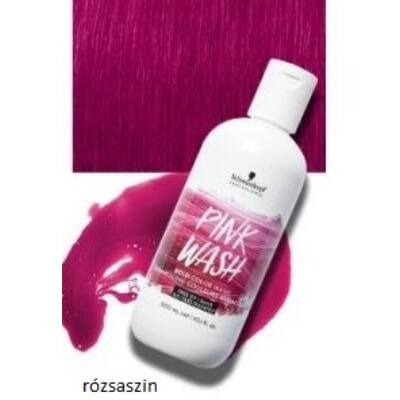 Schwarzkopf Bold Color Wash (rózsaszin) 300ml