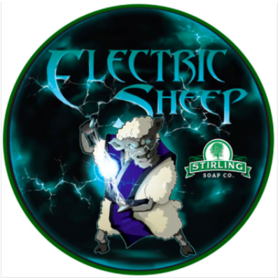 Stirling Shaving Soap Electric Sheep 170ml