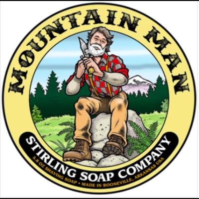 Stirling Shaving Soap Mountail Man 170ml