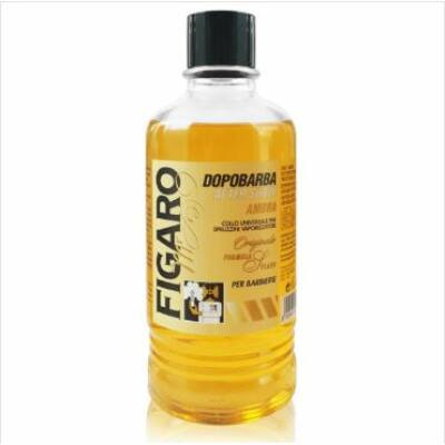 Figaro Monsieur After Shave Lotion Amber 400ml (Pro Size)