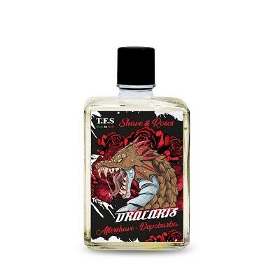 TFS After Shave Shave & Roses Dracaris 100ml