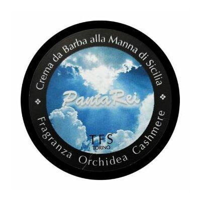 TFS Shaving Soap Panta Rei Manna di Sicilia 100ml