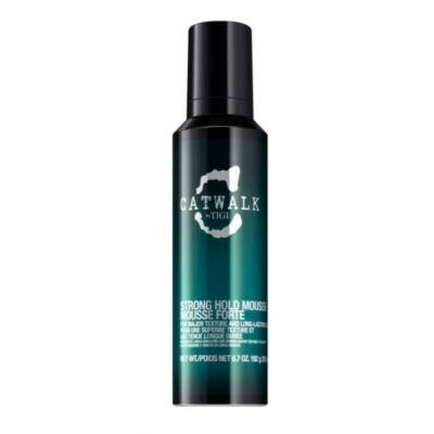 Tigi Catwalk Curlesque Strong Mousse erős hajhab 200ml