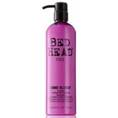Tigi Bed Head Colour Combat Dumb Blonde sampon 750ml