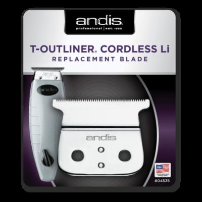 Andis Cordless T-Outliner® Li Replacement T-Blade- Cserélhető Penge