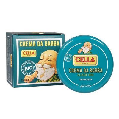 Cella Milano Shaving Cream Bio Aloe Vera 150ml