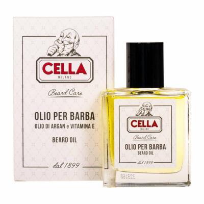 Cella Milano Beard Oil 50ml