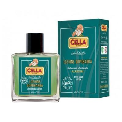 Cella Milano Organic After Shave Lotion Aloe Vera 100ml