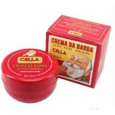 Cella Milano Shaving Cream Almond 150ml