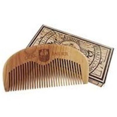 Dear Barber Beard Comb szakállfésű