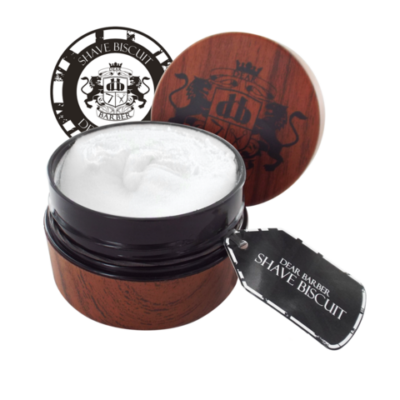 Dear Barber Shave Biscuit borotvakrém 100ml
