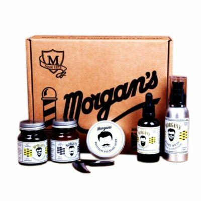 Morgan's Luxury Beard & Moustache Gift Set ajándékszett