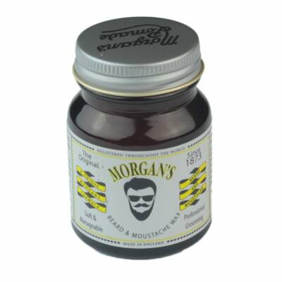 Morgan's Beard & Moustache Wax 50g