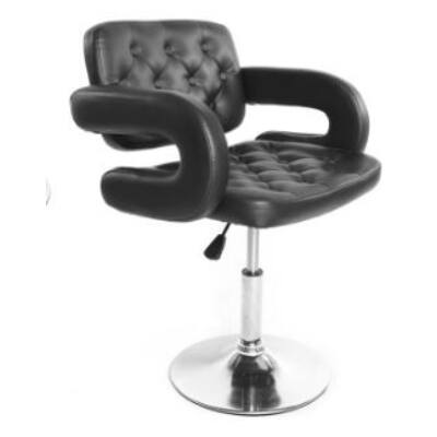 Salon Chair - fodrászszék Stilo Nero