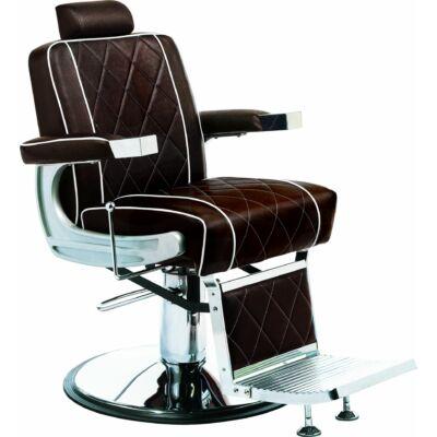 Barber Chair - borbély szék Stigliano Cognac