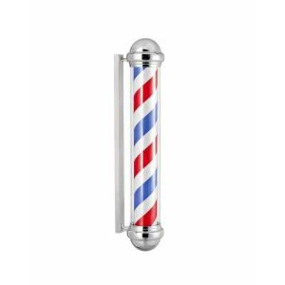 Barber Pole chrome 136cm (forgó)