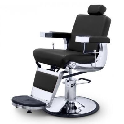 "Barber Chair - borbélyszék ""Uptown"" Black"
