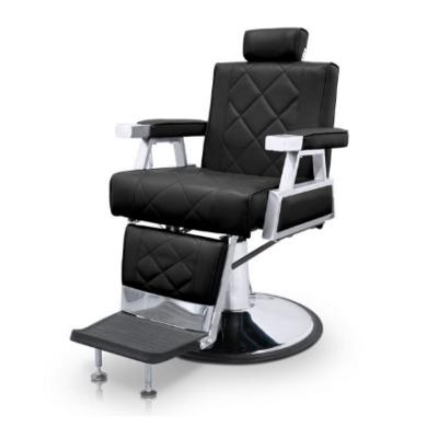 "Barber Chair - borbélyszék ""Downtown"" Black"