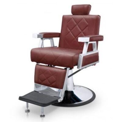 "Barber Chair - borbélyszék ""Downtown"" Brown"