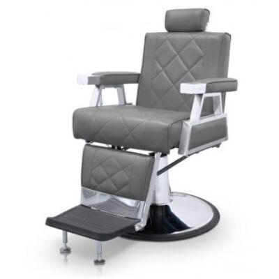 "Barber Chair - borbélyszék ""Downtown"" Grey"