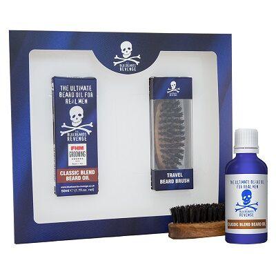 The Bluebeards Revenge Beard Grooming Kit