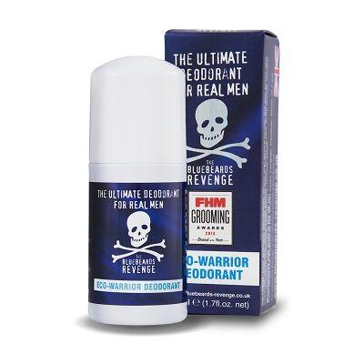 The Bluebeards Revenge Roll-On Eco-Warrior Deodorant dezodor (50ml)
